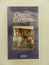 VHS Video Kassette Orient Express Eisenbahn