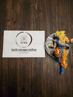 Dragon Ball Z Super Saiyan Goku PVC Son Gokou Figure Collectible Model Toy  7 in
