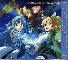 SWORD ART ONLINE SONG COLLECTION-JAPAN CD G88