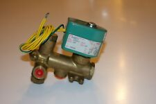 """ASCO Red Hat solenoid valve 8300D61U, 1/4"""", new in box, tested, 6-month warranty"""