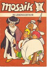Deutsche Comic-Serien aus DDR Verlag