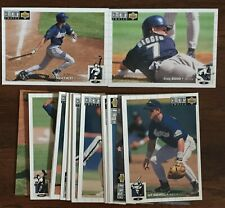 1994 Upper Deck Collector's Choice Houston Astros Team Set