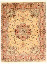 Perser Handgeknüpft Teppich Tabriz 202 cm x 155 cm Nr:203005