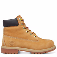 Timberland 6in Premium Wheat Waterproof Boot  Size 3  4  5  6 6.5  rrp£115