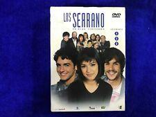 LOS SERRANO 3 DVD PRIMERA TEMPORADA VOLUMENES 4 , 5 Y 6 FRAN PEREA ...