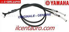 CAVO GAS 3TB-26302-00 # 3YF-26302-01 YAMAHA XT 660 Z Tenerè ORIGINALE GENUINE