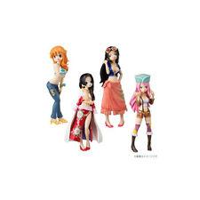 One Piece Half Age Characters Girls Party gashapon figure set Bandai