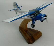 Kitfox 4 Denney Private USA Airplane Mahogany Kiln Dry Wood Model Small New