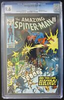 Marvel Amazing Spider-Man #82 Comic CGC 9.6 (AND THEN CAME ELECTRO!)
