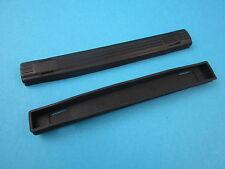 2 x Gummi Leiste Gummidichtung für IBM Festplattenrahmen Dämpfung 9,5mm