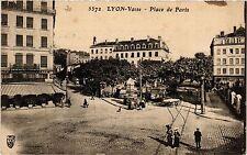 CPA LYON Vaise-Place de Paris (442305)