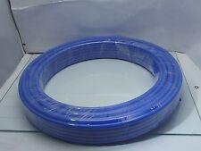 Nylon Air Tubing Pipe 8mm x 6mm 30 Metres in Blue for Fuel inc Petrol, Bio Fuel