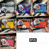 BTS BT21 Official Authentic Goods TP MINI Cross Bag 140x110mm + Tracking Number