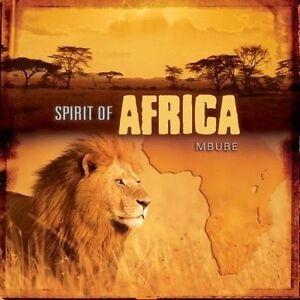 Spirit Of Africa - Mbube (CD 2008) New/Sealed