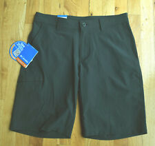 NWT – Columbia Sportswear gray UPF50 Omni-Shade Sun Protection shorts (32W 10L)
