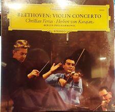 139021 DG Beethoven Ferras new sealed mint Violin D-dur op. 61