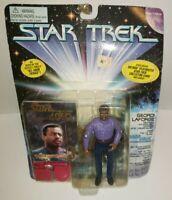 1995 Playmate Star Trek Geordi LaForge Retired Starfleet Officer Action figure