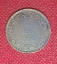Canada 1903 Large Copper Cent King Edward VII