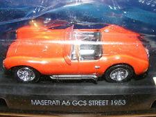 Maserati A6GCS 1953 Official Product in 1:43rd. Scale
