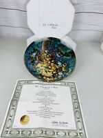 Franklin Mint Heirloom Collection St.Catrick's Day Bill Bell St.Patrick's Day
