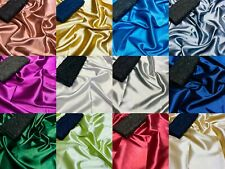 Sari Bollywood Indian Satin Silk Saree Ethnic Wear Designer Sequence Work Blouse