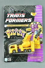 Transformers G1 Mixmaster Mixer Devastator MOSC European UK Version #2
