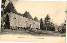 CPA  Nogent sur-Vernisson -École Forestiére des Barres  (228343)