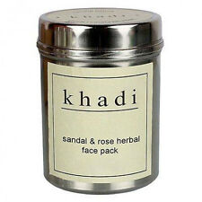 Khadi Sandal & Rose Face Pack Skincare Natural Goodness 50 ml
