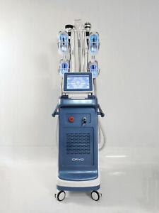 CRYO ENDERMOLOGIE Cellulite Body/Skin Fat Toning/Slimming Machine cellu m6 NEW