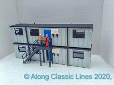 Made in Manchester , Gauge O 7mm, Standard Industrial Portacabin Kit 2 storey