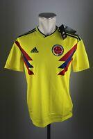 Kolumbien Kinder Trikot 2018 XS S M L XL 128-176 Adidas WM Jersey Colombia Shirt