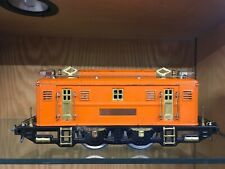 Lionel Standard Gauge 9E Orange Locomotive c. 1928 - Vg