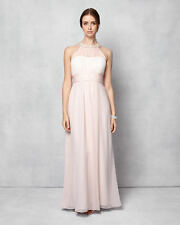 735d99d10ef Phase Eight Peyton Beaded Bridesmaid Dress Pink Size UK 6 Dh089 OO 06