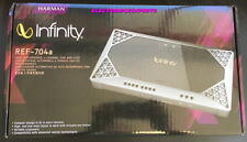 Infinity REF-704A Reference Series 4 Channel Amplifier NEW Car Amp 1000 Watt max