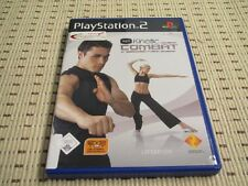 Eye TOY KINETIC COMBAT PER PLAYSTATION 2 ps2 PS 2 * OVP *
