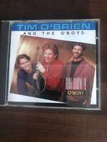 Tim OBrien And The O'Boys - Oh Boy! O'boy! [CD] USA Import