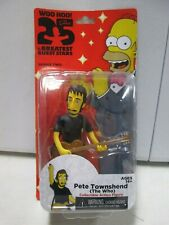 Neca The Simpsons 25 of the Greatest Guest Stars Pete Townshend The Who