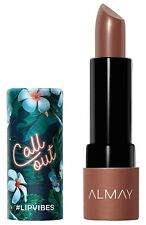 Almay Lip Vibes Lipstick, [240] Call Out, Fast Free Shipping!