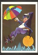 PRIMO:  PENGUIN vintage poster 1978 BATMAN Gotham Arkham Assylum DC movie comics