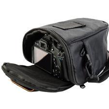 Impermeable Bolsa Triangle SLR Cámara DSLR Mochila Funda Blanda Canon Nikon Sony