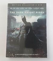 Batman - the dark knight rises - EDITION Collector 2 DVD NEUF