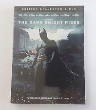 Batman - the dark knight rises - EDITION Collector 2 DVD NEUF