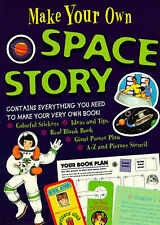 Make Your Own Space Story by Cherry Denman (Paperback)