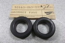 NOS Honda Z50 CM185 T PC50 VFR750 Feed Tube Rubber Grommet 50163-063-000 *QTY 2*