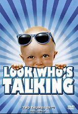 NEW DVD // LOOK WHO'S TALKING - John Travolta, Kirstie Alley, Olympia Dukakis, G