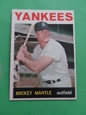 Topps 1964 Mickey Mantle NM