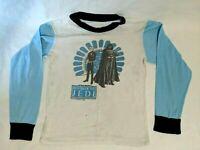 Vintage 1983 Return of the Jedi Kids Pajama Set Kids Medium