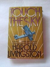 First Edition Touch The Sky by Harold Livingston-HCDJ 1991