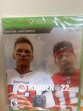 🔥Madden Nfl 22 - Microsoft Xbox One🔥