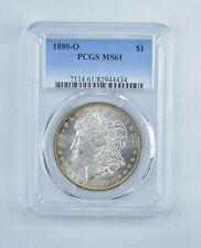 MS61 1880-O Morgan Silver Dollar - Graded PCGS *479